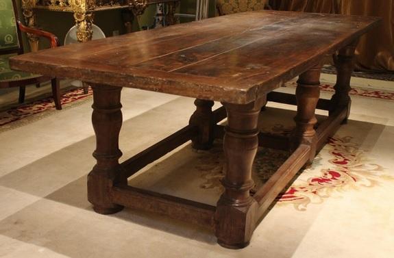 Come si recupera un tavolo antico? - Fiore Antichità